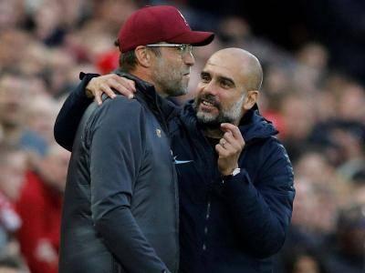 Bos Liverpool, Jurgen Klopp menjelaskan mengapa dia adalah 'pengurus pakaian tracksuit' berbanding Pep Guardiola