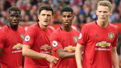 Man United could finish fourth and miss out on Champions League