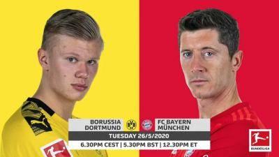 [VIDEO] Dortmund vs Bayern- Haaland vs Lewandowski