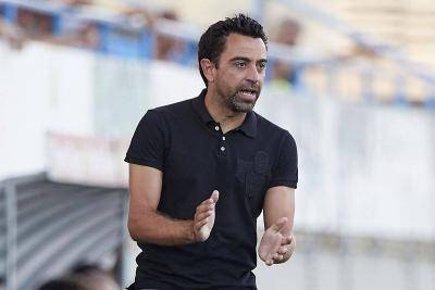 [VIDEO] Xavi: I want to manage Barcelona, but not now