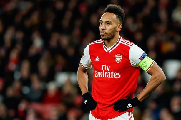 Arsenal: No new contract yet for Aubameyang