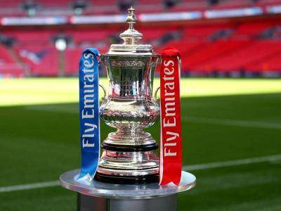 Emirates FA Cup final officially renamed as Heads Up FA Cup final