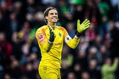 [VIDEO] Yann Sommer: One of Bundesliga's finest goalkeepers