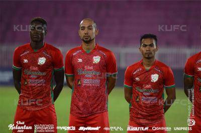 Kelantan FA masih berhutang dengan Amiridzwan Taj berjumlah lebih RM160,000