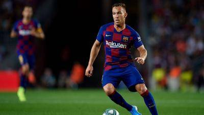 [VIDEO] Juventus agrees deal with Barcelona to sign Arthur