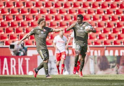 Taiwo Awoniyi: Unknown Liverpool star, but a rising star in Bundesliga