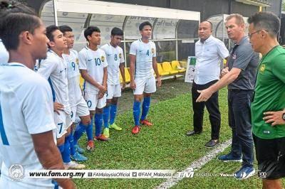 Skuad B-19 negara bakal mulakan misi layak ke Piala Dunia B-20