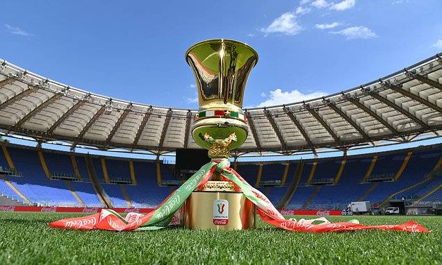 Video Coppa Italia Trophy And Medal Ceremony Will Be On Self Service Football Tribe Malaysia