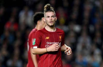 Youngster Harvey Elliott cuts through the glam and flatly says no to meeting Sergio Ramos when Madrid tried to sign him