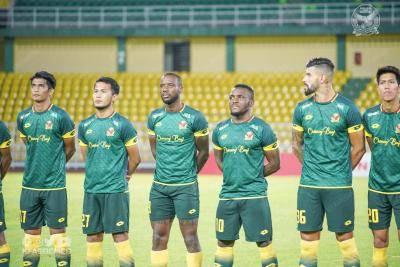 Aidil Sharin: Ada dua pemain boleh ganti Azmeer Yusof