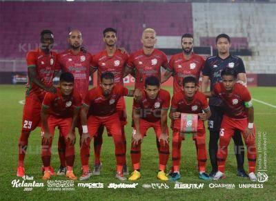 Kelantan United berlatih bulan depan