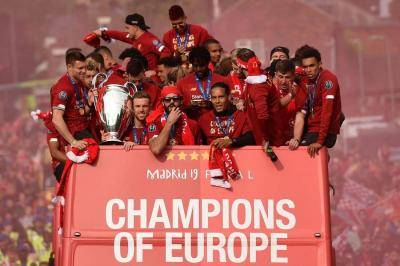 30-year drought finally ends for world champions Liverpool!