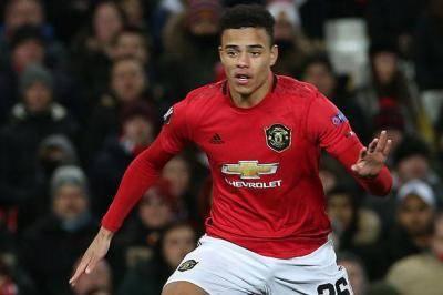 Mason Greenwood, pemain muda United, mendahului Liga Perdana dalam tembakan pada sasaran