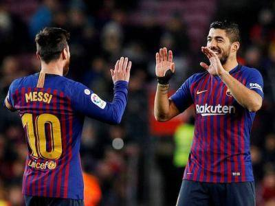 Messi full steam ahead for 90 minutes but Setien will play it safe with Suarez for Barca-Mallorca clash