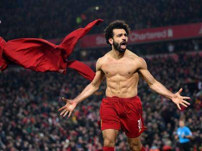 Mohamed Salah shows true class of his character at petrol station