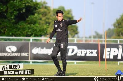 Terengganu libatkan hanya 10 pemain dalam setiap sesi latihan