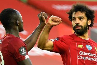 [VIDEO] Mo Salah: Time for Liverpool to win Premier League