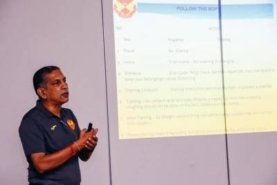 Sathia: Beri peluang kepada orang tempatan jadi pengarah teknikal