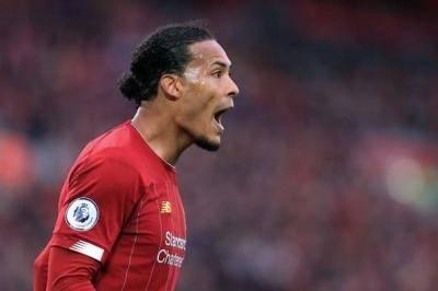 Richarlison menggegarkan bintang Liverpool, Virgil van Dijk menjelang pertembungan Everton