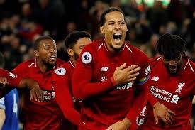 "Virgil Van Dijk wants to ""get the job done"" pronto!"