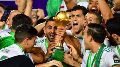 AFCON postponed to 2022