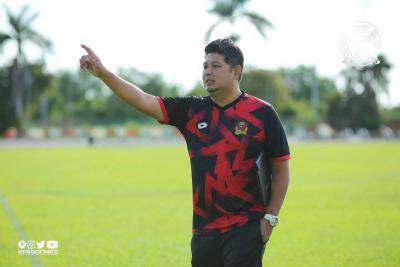 Aidil Sharin coy on his future with Kedah