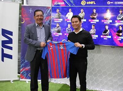 eMFL meriahkan esukan di Malaysia