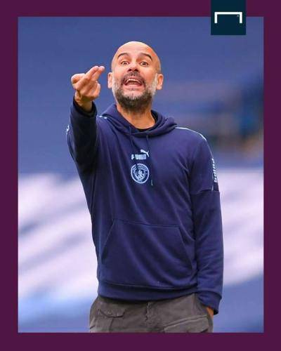 Guardiola's on the attack now with Manchester City passion in his soul