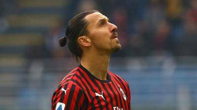 Zlatan Ibrahimovic: Sorry I'm late, AC Milan could have won the Serie A