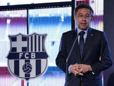 Vote of no confidence presented against Bartomeu and Barcelona board