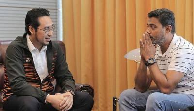 Khalid Jamlus ditawarkan tempat di AMD