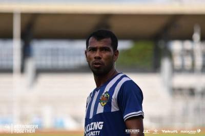 Empat lagi pemain Kuching FA positif COVID-19