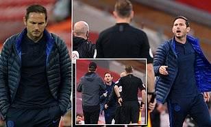 Bos Liverpool, Jurgen Klopp menjelaskan 'pertarungannya' di garis panduan dengan pengurus Chelsea, Frank Lampard