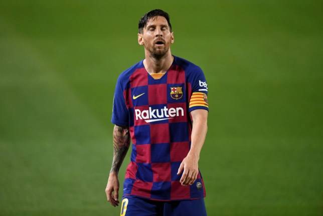 Don T Cry For Me Barcelona What Now For Camp Nou After Messi S Tirade Football Tribe Malaysia