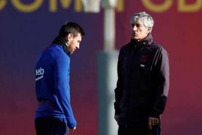 Messi melantunkan semula pasca-Alaves dengan kenyattan luar biasa dan rancangan baru untuk Liga Juara-Juara