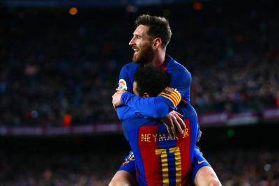 Neymar sends message to Messi ahead of PSG's Champions League Clash against Barcelona
