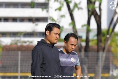 Melaka United nafi mahu gantikan Zainal Abidin