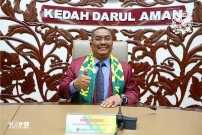 RASMI: Sanusi letak jawatan sebagai presiden Kedah FA
