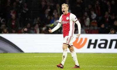'I fear for Pogba' – McClaren on Van de Beek challenging for Man Utd's talisman's position