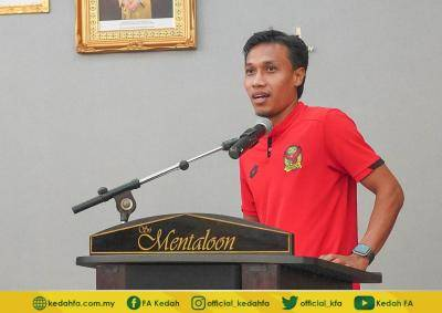 Pemain Kedah terima gaji bulan Julai