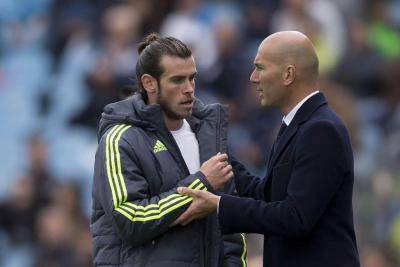 [VIDEO] Zidane: Bale doesn't want to play against Man City