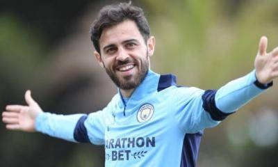 Anything can happen, Bernardo Silva warns Manchester City teammates