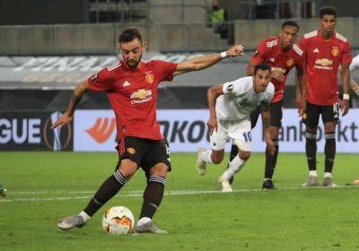 "Ole Gunnar Solskjaer's ""angry"" Bruno Fernandes admission in chat with Copenhagen captain"