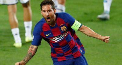 Barcelona to meet Bayern Munich after magical, Messi-inspired Nou Camp victory