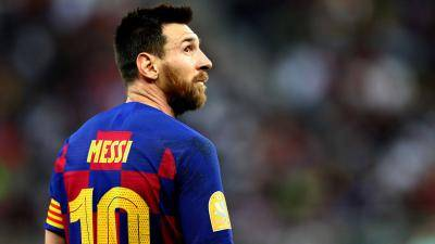 Messi to PSG? He is Mr Barcelona
