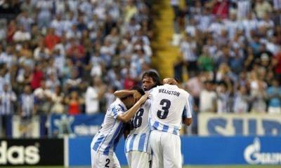 Dahulu beraksi dalam Champions League, kini Malaga tiada pasukan
