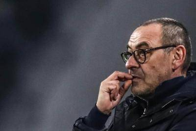 Maurizio Sarri sacked by Juventus after Serie A winners dumped out of Champions League