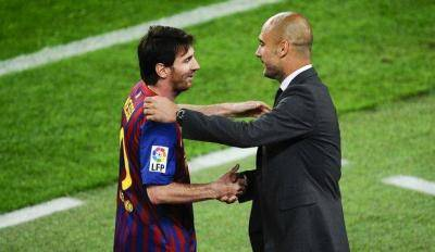 Guardiola uses Barcelona and Madrid as proof that money alone doesn't bring success