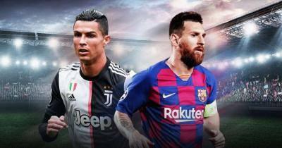 Messi mendapatkan gelaran 'Pemain Terbaik Dekad'