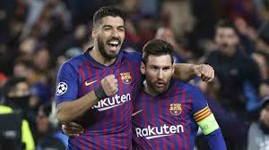 Barcelona menyiapkan penghargaan kepada Luis Suarez ketika kembali ke Camp Nou